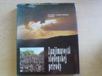 Zmoray, Podhradský a kol. - Zaujímavosti slovenskej prírody (1982) slovensky