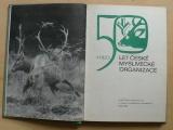 50 let České myslivecké organizace - 1923 - 1973