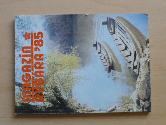 Magazín rybára 1985 (slovensky)