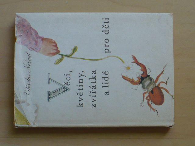 Nezval - Věci, květiny, zvířátka a lide pro děti (1987) il. Trnka