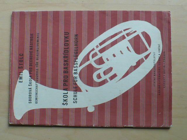 Štolc - Škola pro baskřídlovku (1959)