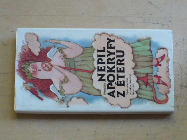 Nepil - Apokryfy z éteru (1989) il. Born