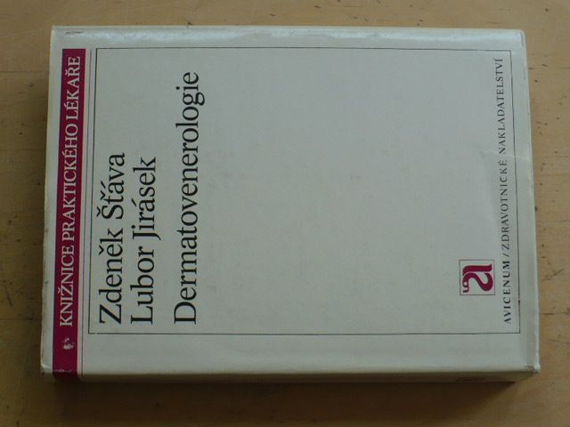 Šťáva, Jirásek - Dermatovenerologie (1982)