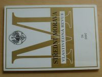 Vlastivědná revue - Střední Morava 24 (2007) ročník 13.