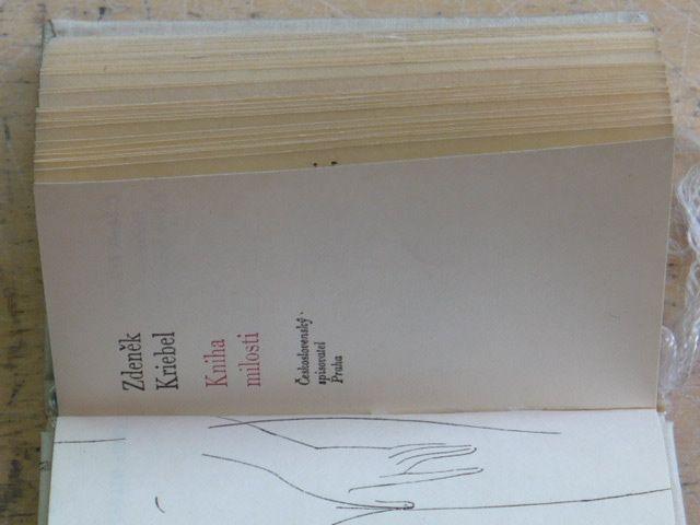 Kriebel - Kniha milosti (1970)