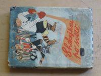 Palouš - S hokejkou po světě (1956)