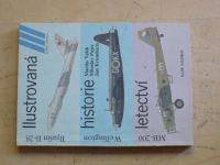 Velek - Ilustrovaná historie letectví - Iljušin I1-28, Wellington, MB-200 (1987)