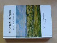 Deutsch Liebau Was ein Dorf zu erzählen weiß (1990) Libina, okr. Šumperk
