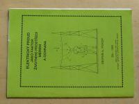 Elektrický proud jako faktor životního prostředí měření a ochrana (1993)