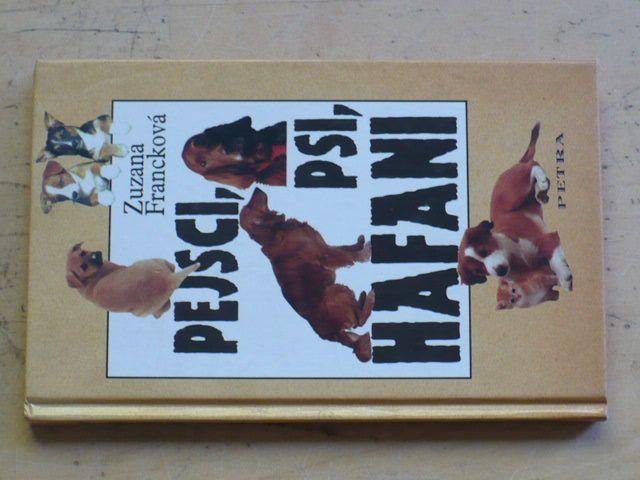 Francková - Pejsci, psi, hafani (2000)