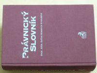 Hendrych - Právnický slovník (2001)