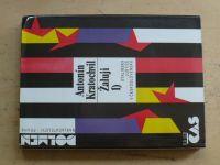 Kratochvil - Žaluji 1-3 (1990) slovensky; 3 knihy