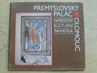 Přemyslovský palác - Národní kulturní památka Olomouc (1988)