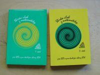 Sbírka úloh z matematiky pro SOŠ a pro studijní obory SOU 1. + 2. část (1997, 2000)