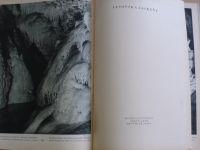 Benický - Slovenské jaskyne (1950) slovensky