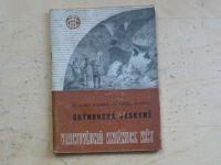 Dr. Kunský, Dr. Hlávka - Chýnovské jeskyně (1948) Vlastivědná knižnice KČT