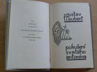 Flaubert - Pokušení sv. Antonína (1929) kresby Konůpek