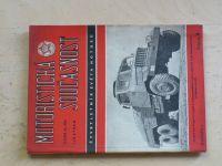 Motoristická současnost - Listopad 1955 číslo 4, ročník I.