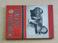 Motoristická současnost - Listopad 1956 číslo 4 (8)