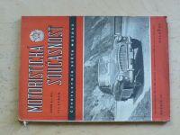 Motoristická současnost - Srpen 1957 číslo 3 (11)