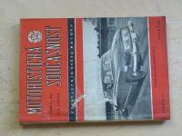 Motoristická současnost - Únor 1956 číslo 5, ročník II.
