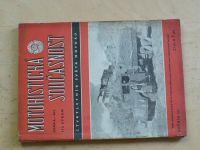 Motoristická současnost - Únor 1957 číslo 1 (9)