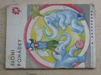 Pírko ptáka Ohniváka 14 - Sloní pohádka (1968)