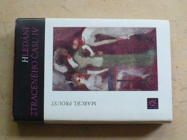 Proust - Hledání ztraceného času IV. (1983)