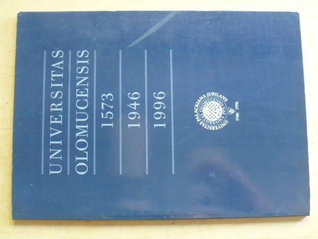 Universitas Olomucensis 1573, 1946, 1996 (1996)