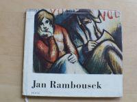 Hlušička - Jan Rambousek (1963) Grafika sv. 1
