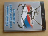 Plk. Šáda - Československé ruční palné zbraně a kulomety (2004)