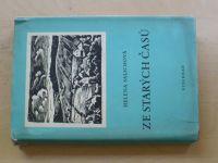 Salichová - Ze starých časů (1947) Kronika slezského kraje