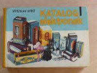 Stříž - Katalog elektronek (1960)