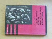 KOD 120 - Leblanc - Arsène Lupin kontra Herlock Sholmes (blondýnka) (1987)