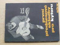 Kotík - První přednesové skladby pro kytaru (1965)