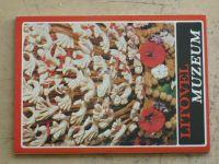 Litovel muzeum - Soubor 12 pohlednic