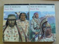 May - Old Surehand I. II. (1971) il. Burian