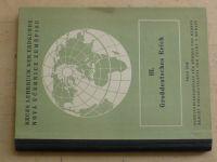 Nová učebnice zeměpisu - Neues Lehrbuch der Erdkunde - Großdeutsches Reich III. (1942)