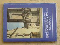 Přemyslovský palác Olomouc - 14 pohlednic (1995)
