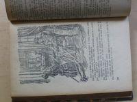 Románová knihovna Lucerny - Nevinná hříšnice, Hazard, Poslední milenec carevny Kateřiny (1929)