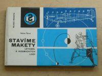 Šorel - Stavíme makety letadel a kosmických lodí (1976) + příloha
