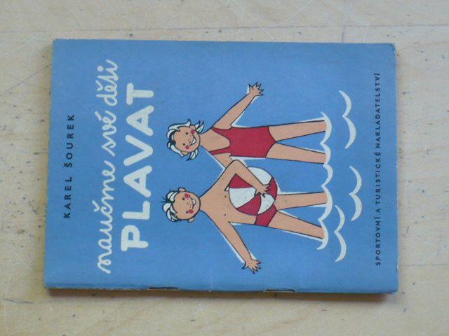Šourek - Naučme své děti plavat (1960)