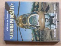 """Špaček - """"Jedenapadesátý"""" aneb Historie 51. vrtulníkového pluku vesele i vážně (1998) věn.autora"""
