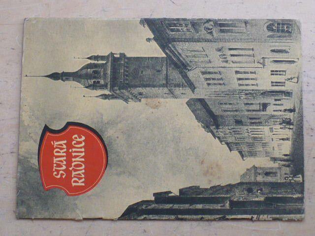 Wágner - Stará radnice (1961)