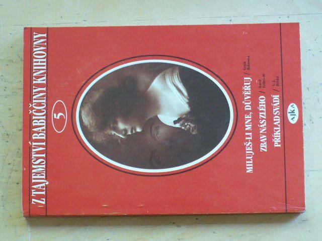Z tajemství babiččiny knihovny 5 - různí autoři (1994)