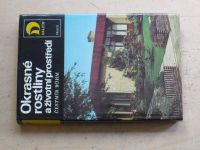 Böhm - Okrasné rostliny a životní prostředí (1981)