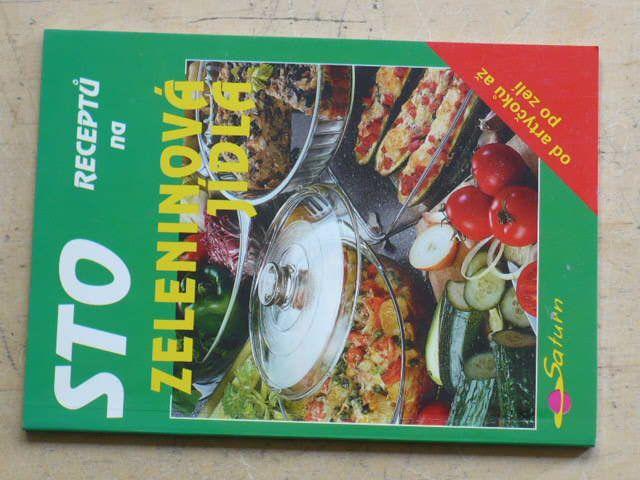 Boulová - Sto receptů na zeleninová jídla (2000)