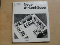 Callwey - Neue Atriumhäuser - Baumeister Querschnitte 3 (1967)