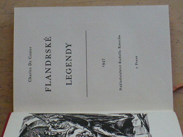 Coster - Flanderské legendy (1947)