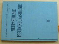 Klimková - Neurasthenie a pseudoneurasthenie (1956)